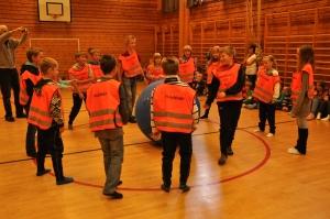 Trivselsledere i trening